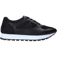 Παπούτσια Άνδρας Χαμηλά Sneakers Rocco Barocco RB-HUGO-1601 Μαύρος