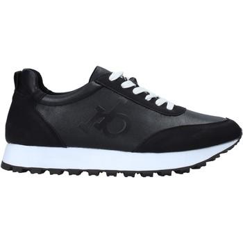 Παπούτσια Άνδρας Χαμηλά Sneakers Rocco Barocco RB-HUGO-1901 Μαύρος