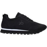 Παπούτσια Άνδρας Χαμηλά Sneakers Rocco Barocco RB-HUGO-1701 Μαύρος