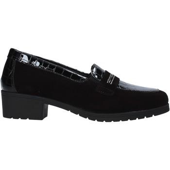Παπούτσια Γυναίκα Μοκασσίνια Susimoda 891059 Μαύρος
