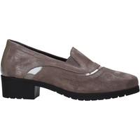 Παπούτσια Γυναίκα Μοκασσίνια Susimoda 871559 Γκρί
