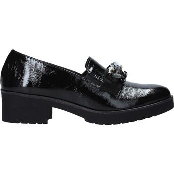 Παπούτσια Γυναίκα Μοκασσίνια Susimoda 804383 Μαύρος