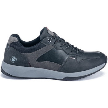 Παπούτσια Άνδρας Χαμηλά Sneakers Lumberjack SM86512 004 N92 Μαύρος