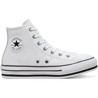 Παπούτσια Παιδί Ψηλά Sneakers Converse 666392C λευκό