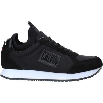 Παπούτσια Άνδρας Χαμηλά Sneakers Calvin Klein Jeans B4S0715 Μαύρος
