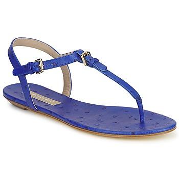 Παπούτσια Γυναίκα Σανδάλια / Πέδιλα Michael Kors FOULARD μπλέ