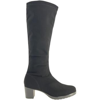 Παπούτσια Γυναίκα Μπότες για την πόλη Susimoda 825481 Μαύρος