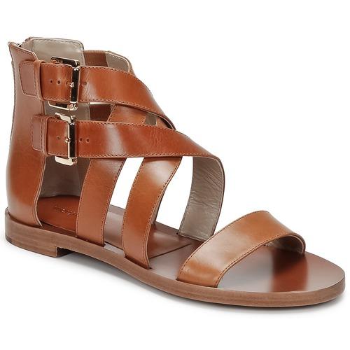 Παπούτσια Γυναίκα Σανδάλια / Πέδιλα Michael Kors ECO LUX Brown