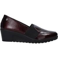 Παπούτσια Γυναίκα Μοκασσίνια Enval 6273522 το κόκκινο