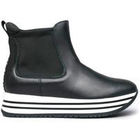 Παπούτσια Κορίτσι Μπότες NeroGiardini I031677F Μαύρος