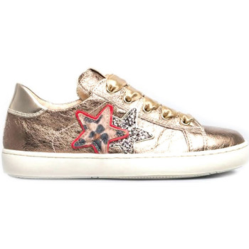 Παπούτσια Παιδί Χαμηλά Sneakers NeroGiardini I031700F Χρυσός