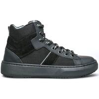 Παπούτσια Παιδί Ψηλά Sneakers NeroGiardini I033903M Μαύρος