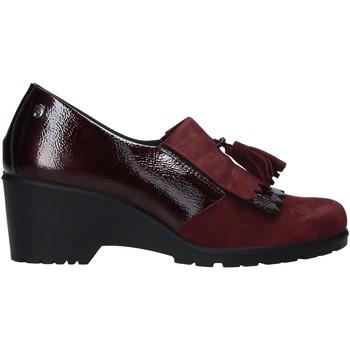 Παπούτσια Γυναίκα Μοκασσίνια Enval 6276322 το κόκκινο