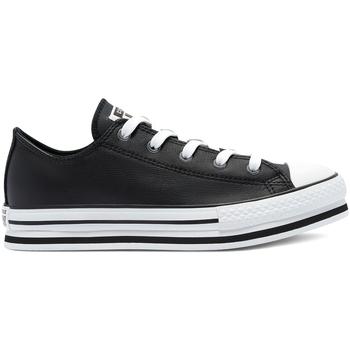 Παπούτσια Παιδί Χαμηλά Sneakers Converse 669710C Μαύρος