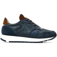 Παπούτσια Άνδρας Χαμηλά Sneakers Pepe jeans PMS30691 Μπλε