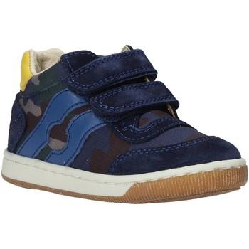 Παπούτσια Αγόρι Ψηλά Sneakers Falcotto 2015271 02 Μπλε