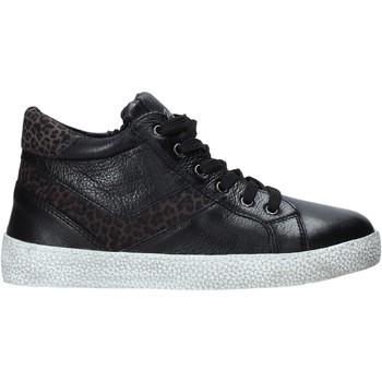 Παπούτσια Παιδί Ψηλά Sneakers Grunland PO1499 Μαύρος