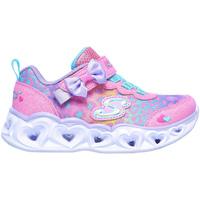 Παπούτσια Παιδί Χαμηλά Sneakers Skechers 302088N Ροζ