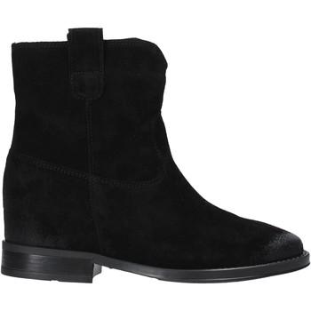 Παπούτσια Γυναίκα Μπότες Pregunta MAA3307 Μαύρος