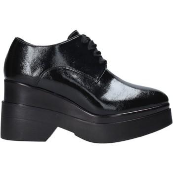 Παπούτσια Γυναίκα Derby Pregunta PAA69-M Μαύρος