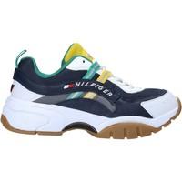 Παπούτσια Άνδρας Sneakers Tommy Hilfiger EM0EM00482 λευκό