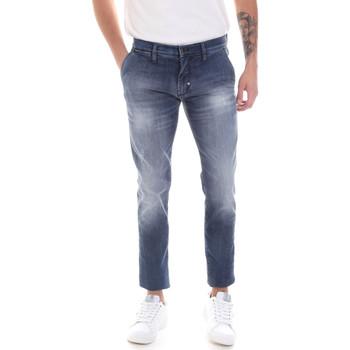 Υφασμάτινα Άνδρας Skinny Τζιν  Antony Morato MMDT00249 FA750263 Μπλε