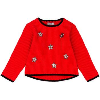 Υφασμάτινα Παιδί Πουλόβερ Losan 026-5000AL το κόκκινο