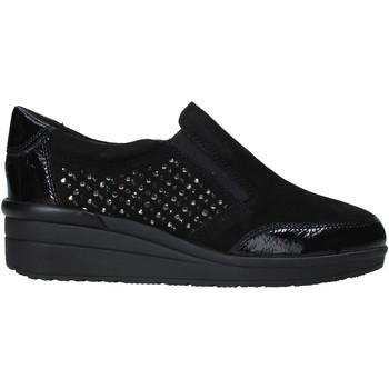 Παπούτσια Γυναίκα Slip on Susimoda 8093 Μαύρος