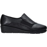 Παπούτσια Γυναίκα Μοκασσίνια Susimoda 8972 Μαύρος