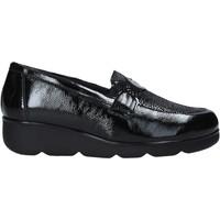 Παπούτσια Γυναίκα Μοκασσίνια Susimoda 800976 Μαύρος