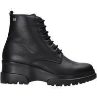Παπούτσια Γυναίκα Μπότες CallagHan 27200 Μαύρος