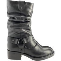 Παπούτσια Γυναίκα Μπότες για την πόλη Apepazza F0BEATRIX01/LEA Μαύρος