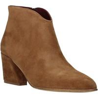 Παπούτσια Γυναίκα Μποτίνια Bueno Shoes 20WR5102 καφέ