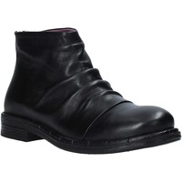 Παπούτσια Γυναίκα Μποτίνια Bueno Shoes 20WP2401 Μαύρος