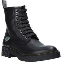 Παπούτσια Γυναίκα Μπότες Bueno Shoes 20WR4201 Μαύρος