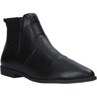 Παπούτσια Γυναίκα Μποτίνια Bueno Shoes 20WP0708 Μαύρος