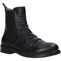 Παπούτσια Γυναίκα Μποτίνια Bueno Shoes 20WP2413 Μαύρος
