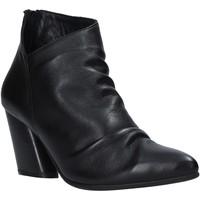 Παπούτσια Γυναίκα Μποτίνια Bueno Shoes 20WR1400 Μαύρος