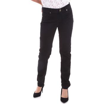 Υφασμάτινα Γυναίκα Παντελόνια Πεντάτσεπα Gaudi 821BD25025 Μαύρος