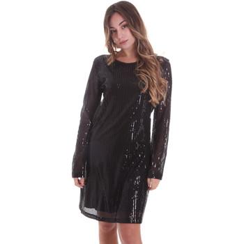 Υφασμάτινα Γυναίκα Κοντά Φορέματα Gaudi 021FD14005 Μαύρος
