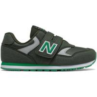 Παπούτσια Παιδί Χαμηλά Sneakers New Balance NBIV393CGN Πράσινος
