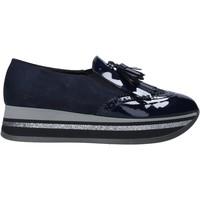 Παπούτσια Γυναίκα Μοκασσίνια Grace Shoes GLAM004 Μπλε