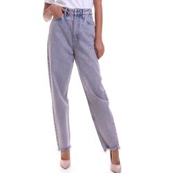 Υφασμάτινα Γυναίκα Τζιν σε ίσια γραμμή Calvin Klein Jeans K20K202116 Ροζ