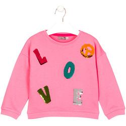 Υφασμάτινα Παιδί T-shirt με κοντά μανίκια Losan 026-6021AL Ροζ