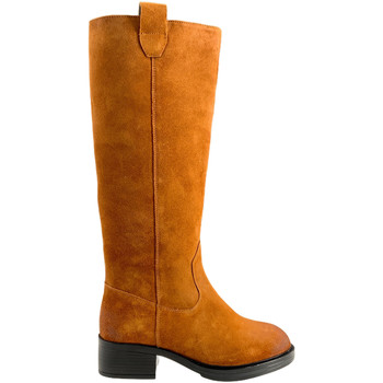 Παπούτσια Γυναίκα Μπότες για την πόλη Apepazza F0BEATRIX02/SPL καφέ