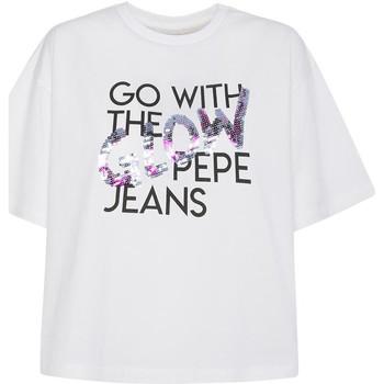 T-shirt με κοντά μανίκια Pepe jeans PL504510