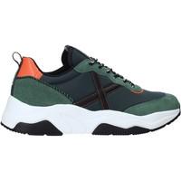 Παπούτσια Άνδρας Χαμηλά Sneakers Munich 8770032 Πράσινος
