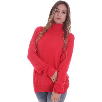 Υφασμάτινα Γυναίκα Πουλόβερ Gaudi 021BD53026 το κόκκινο