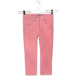 Υφασμάτινα Παιδί Παντελόνια Πεντάτσεπα Losan 026-9001AL Ροζ
