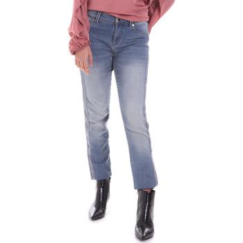 Υφασμάτινα Γυναίκα Jeans Gaudi 021BD26015 Μπλε